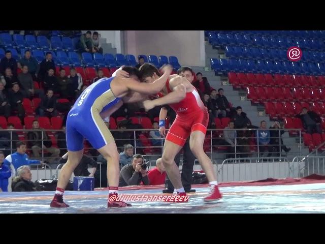 Виктор Рассадин (Саха) - Эдуард Григорьев (Саха)
