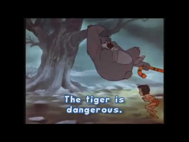40 Wild Animal Continue Disney's Magic English English for kids