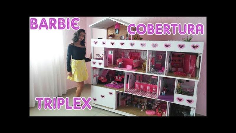 Tour Cobertura Triplex/Casa da Barbie