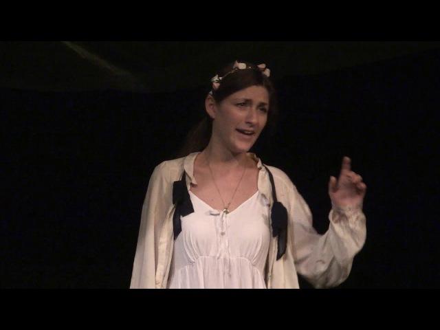 Anna Karamavrova - Arie der Silwia Come il vapor s'accende - J.Haydn Oper L'isola disabitata