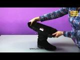 Обзор на обувь Janita (Модель в54719 чер замш сап мех)