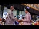 Кандидат в Президенты Сенатор Либерии Джорж Веа посетил ТБ Джошуа.