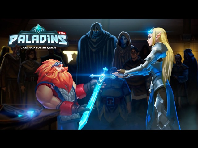 Paladins - Lore Cinematic - A Realm Divided