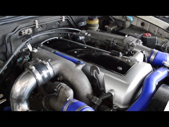 SsangYong Rexton   1JZ-GTE
