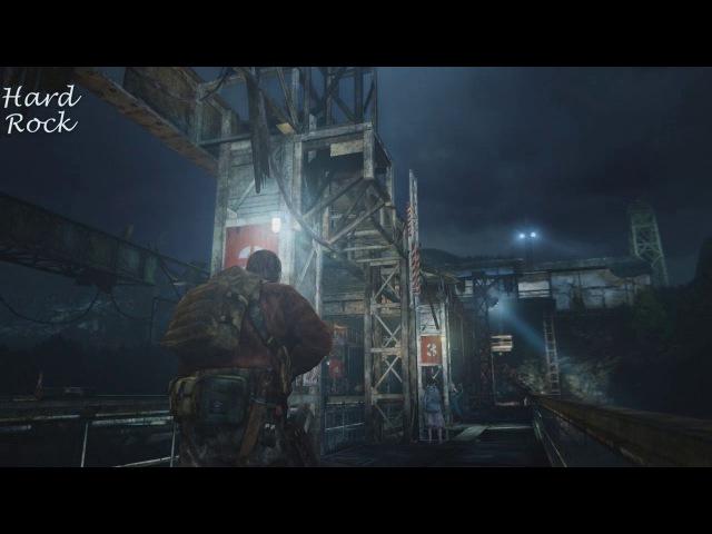 Resident Evil Revalations 2 - Бари и девка снова вместе )