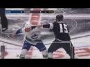 Hockey Fight Derek Dorsett vs Andy Andreoff Nov 14 2017 Хоккейные драки
