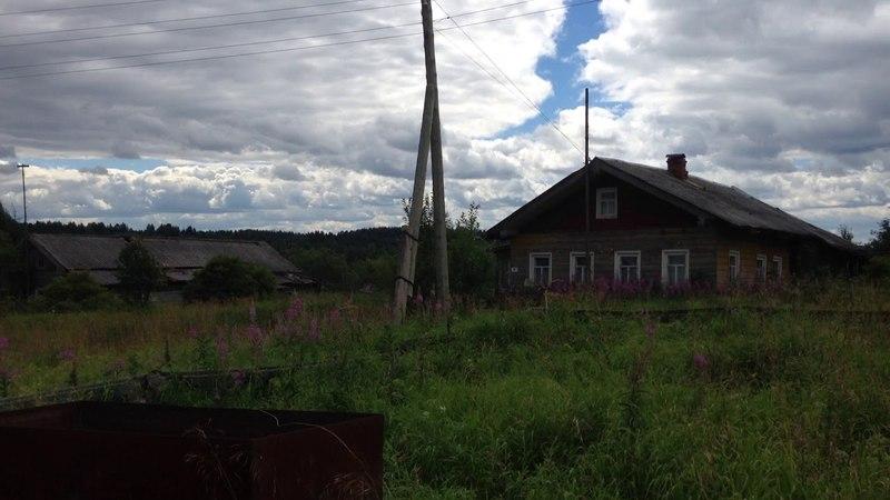 д.Каличье, Вологодская область
