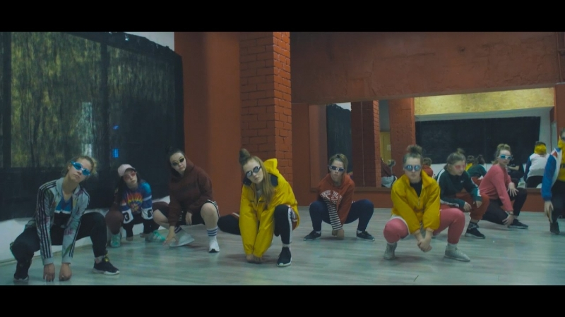 DANCE-COOL   A'FAMILY CREW   Choreo by UNAL SONIA