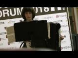 Мария Власова (аккордеон) Святослав Липс (фортепиано) ч1