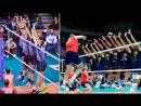 6 Person Block - Funny Volleyball Moments