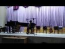 Концерт учащихся ДМХШ отделение Народные инструменты 21 03 2018