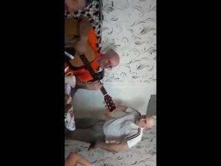 Тəтті гүлдер на гитаре