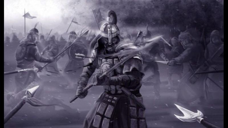 КЛАССНЫЙ ИСТОРИЧЕСКИЙ БОЕВИК **АРАВТ 10 солдат Чинхисхана** кино фильмы