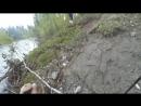 День 2 Подъем по склону от реки Залазной