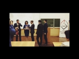Команда Института права БашГУ в лице Зарипова Вадима, Вдовина Максима и меня вновь, как и в прошлом году, одержала победу на сам