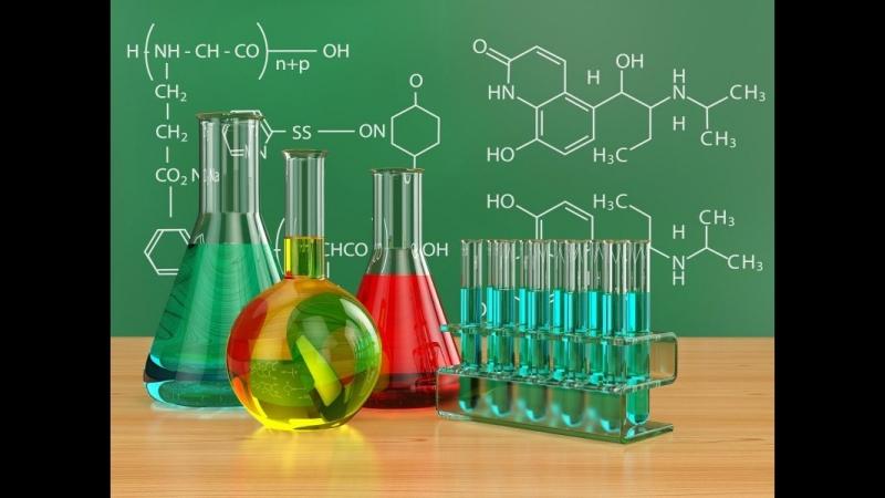Увлекательная химия в домашних условиях