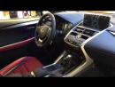 Обновленный Lexus NX 300 AMD