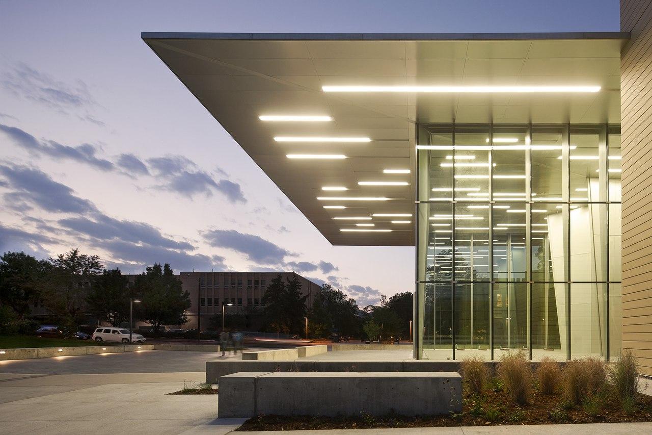 Marquez Hall at Colorado School of Mines / Bohlin Cywinski Jackson   Anderson Mason Dale Architects