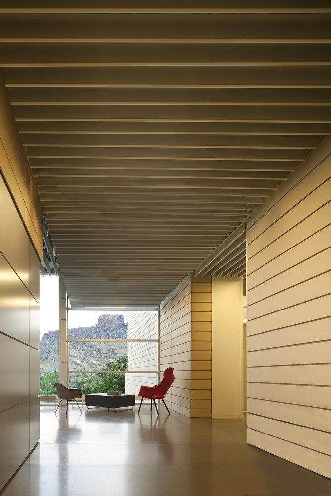 Marquez Hall at Colorado School of Mines / Bohlin Cywinski Jackson   Anderson Mason Dale Architects
