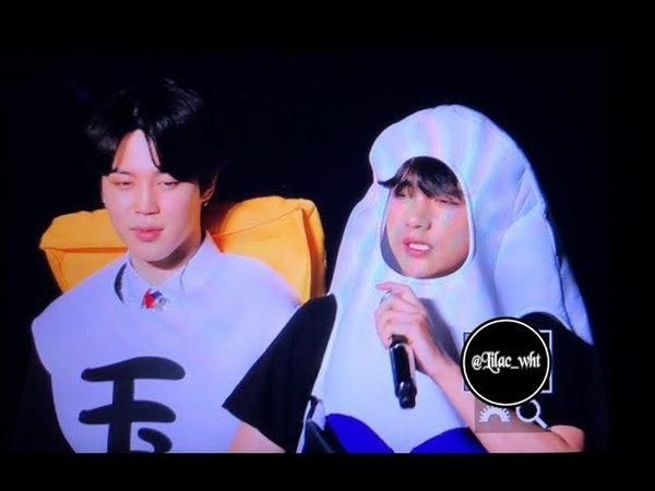 BTS Japan Fanmeeting Vol 4 Day1 - Happy Ever After (방탄소년단/ 防弾少年団)