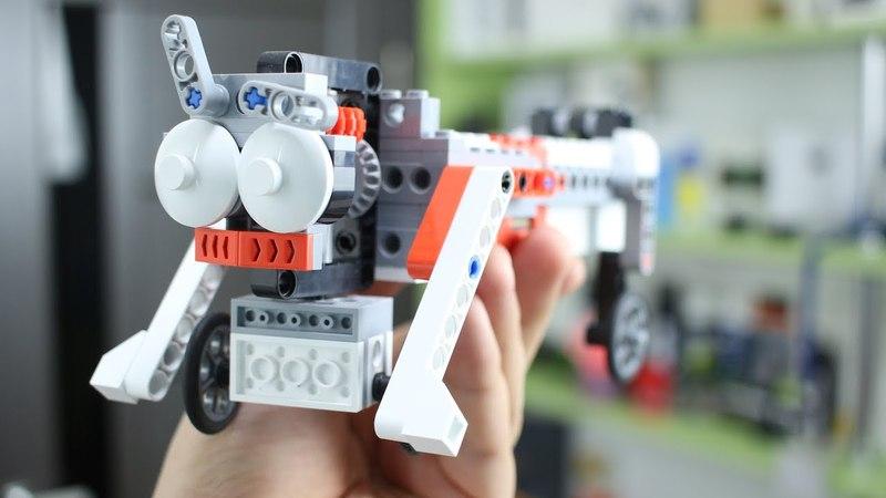ПОДРОБНЫЙ ОБЗОР Xiaomi MITU Smart Building Blocks Robot ► конструктор Сяоми