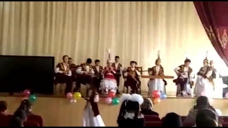 18.05.18 ансамбль отчётный концерт)Всё удачна вышло❤