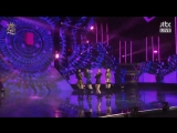 [vk full] 180110 BLACKPINK - PLAYING WITH FIRE + AS IF ITS YOUR LAST @ Golden Disc Awards