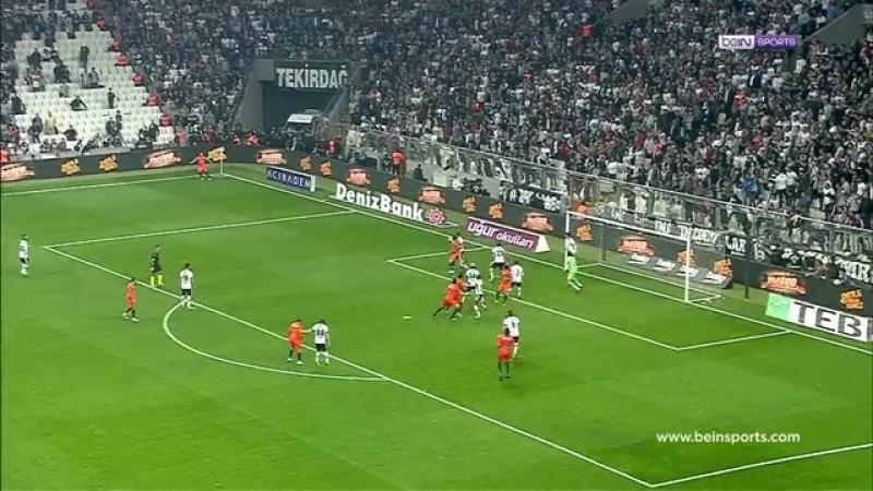 Lig Özetleri 2017 2018 Sezonu 09 Hafta Beşiktaş 1 1 Başakşehir
