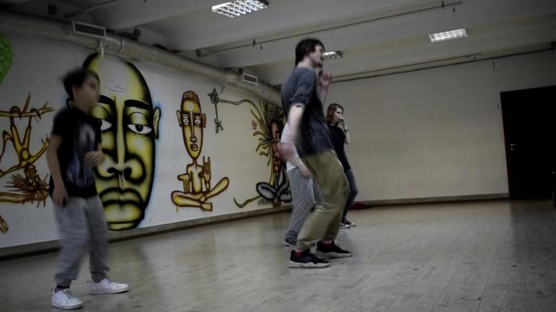 Dance studio - Bolek freestyle