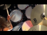 Black Betty (Ram Jam) drum cover by Sina