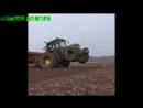 Трактористы приколисты мощь тракторов