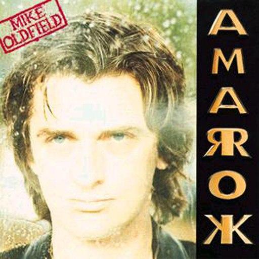 MIKE OLDFIELD альбом Amarok