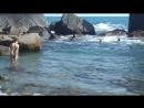 Крым. Алупка. Детский пляж. Июнь 2015 г.
