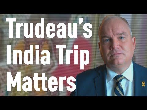 Trudeau's India Trip Matters   Erin O'Toole