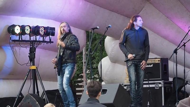 Эвриала - Лабиринт (Live in R-Oka fest)