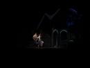 Руслан Давиденко и Александра Каспарова - Сцена в ванной Мюзикл «Бал Вампиров» 29.05.2018