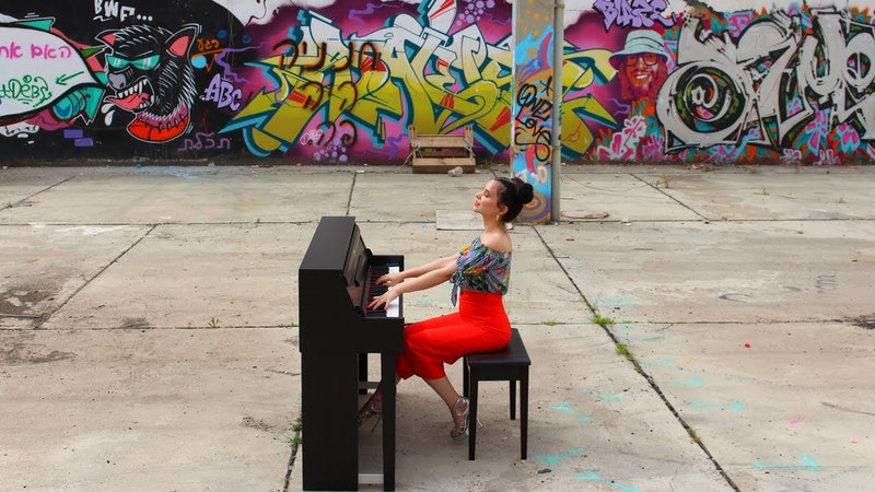 Netta - TOY (Israel Eurovision 2018) | Piano Cover by Yuval Salomon