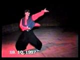 Как я начинал танцевать ))) Зарафшан 1997 год !