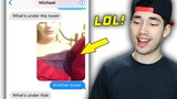 WOW! Teen Girl Asked to Send Nudes Has Best Response Ever