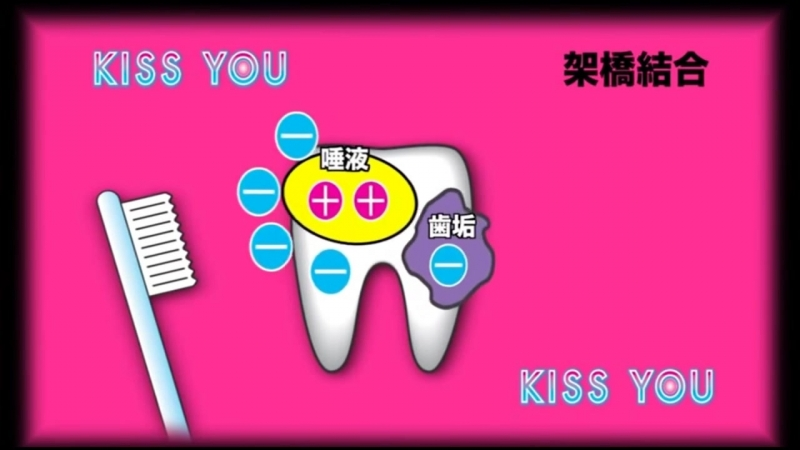 KISS YOU ION POWER TOOTHBRUSH