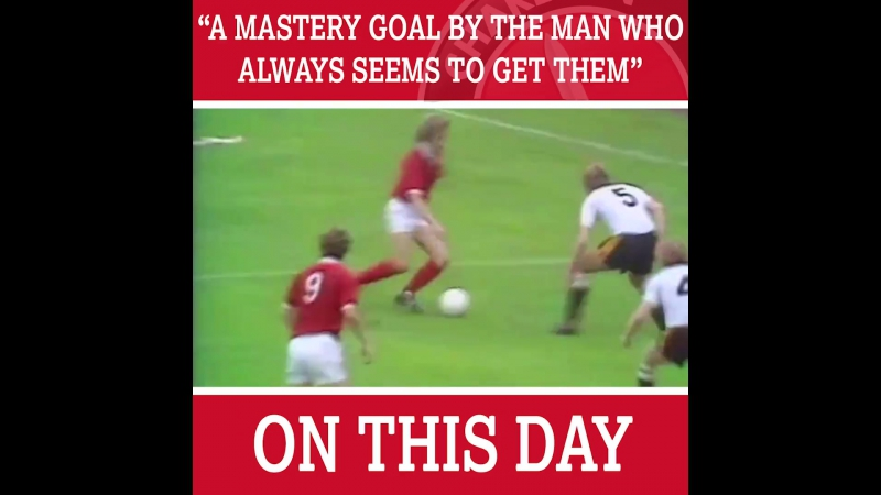 Record goalscorer Derek Hales thumped home a hat trick against Hull City 41 years ago today
