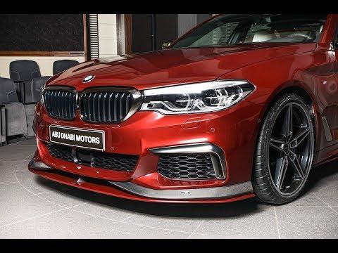 New 2018 BMW M550i - AC Schnitzer Body Kit | 2018 550i | 2018 bmw 5 series