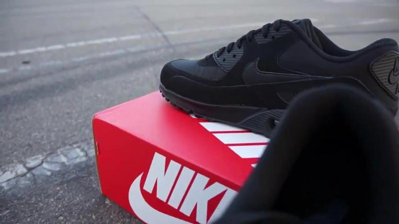 Кроссовки Nike Air Max 90 - happy-keds.ru