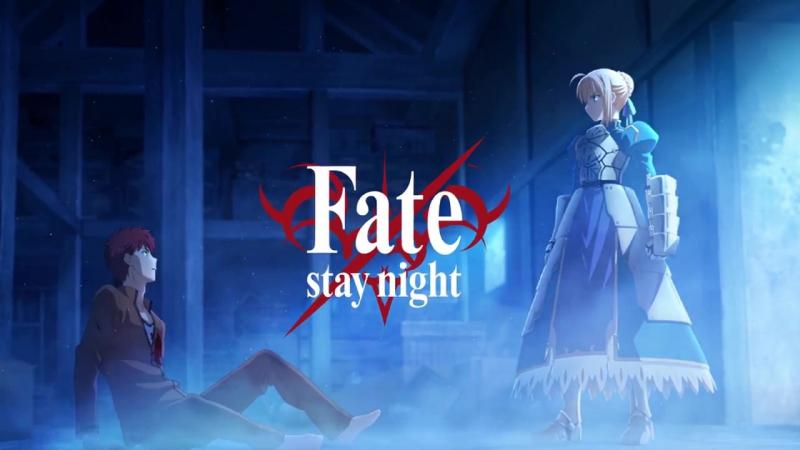 [Трейлер] Судьба/Ночь схватки: Прикосновение небес [Русская озвучка] / Fate/stay night Movie: Heaven's Feel [FireDub.Net]