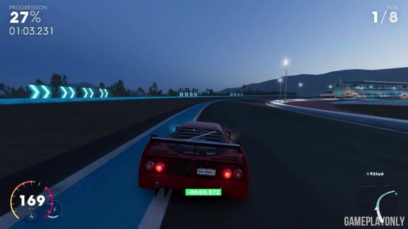 The Crew 2 - Ferrari F40 Gameplay