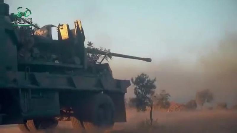 Сири 01 08 2016 Боевики Ахрар аш Шам в боях за деблокаду Алеппо