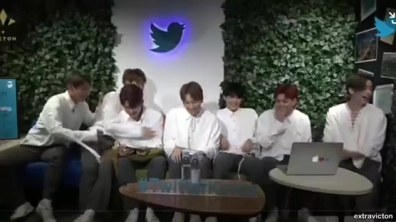 Victon squealing everytime subin breathes a compilation