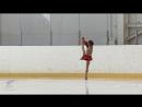 1 место Александра Андреева 4 этап «Кубка Петра Великого 2018 г