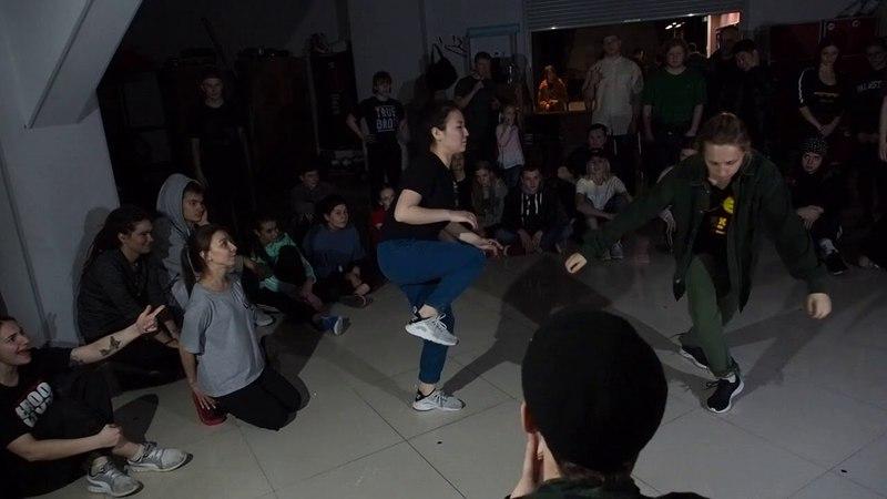 Hip Hop PRO Tea Jam Battle vol. 9.0 Асель vs Мантра