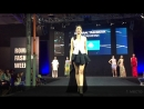 Монгуш Норгьянма (Тыва) – 1 место и титул «Miss Fashion model RFW-2017»